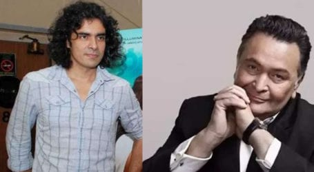 Filmmaker Imtiaz Ali shares throwback video of Rishi Kapoor