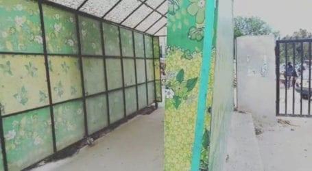 Walk through disinfectant gates dysfunctional in Punjab