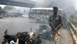 May 12th 2007: The day Karachi burnt