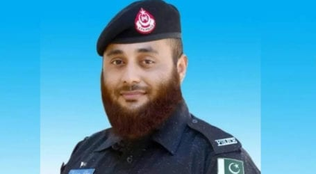 KP policeman becomes first officer to die from coronavirus