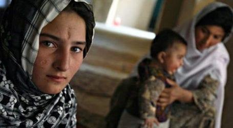 Violence against women, children doubled in three months