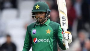 Babar Azam is now placed on 11th position. Source: PCB/Cricinfo