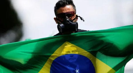 Brazil's death toll from COVID-19 second highest in the world