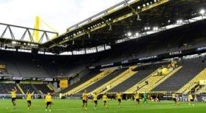 Germany's Bundesliga marks football return amid coronavirus