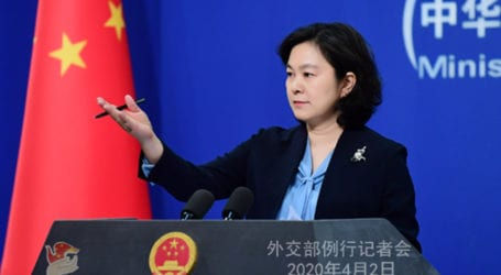 Intra-Afghan talks critical for peace in Afghanistan: China