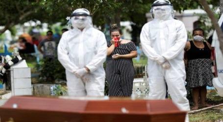 Global coronavirus death toll exceeds 479,800 mark