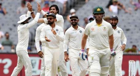 India ready for quarantine to save Australia Test series