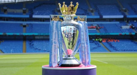 English Premier League likely to resume from June 8