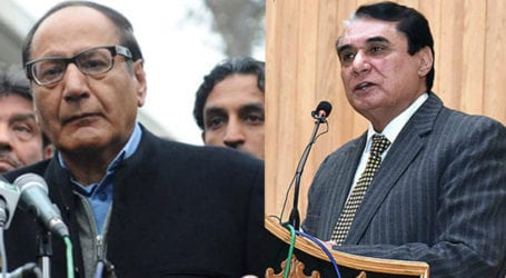 Chaudhry brothers file petition in LHC against NAB chairman