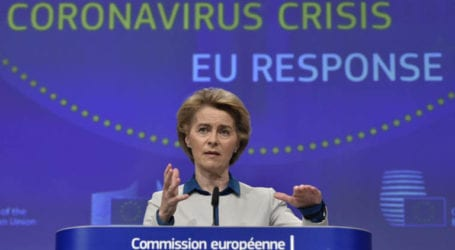 EU urges US to reconsider decision to cut ties with WHO