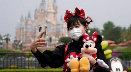 COVID-19 closure: Shanghai Disneyland reopens after 3 months