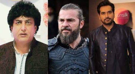 Humayun Saeed joins Khalil-ur-Rehman's drama similar to 'Ertugrul'