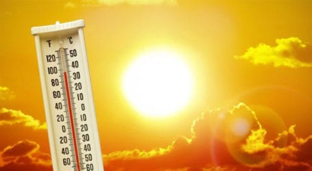 Very hot, dry weather forecast across country