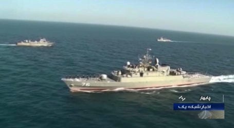 19 sailors dead as Iran warship hit by 'friendly fire' at sea