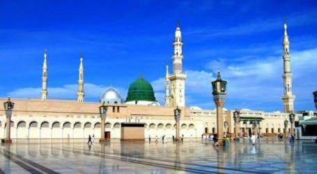 Saudi Arabia to gradually reopen Masjid-e-Nabawi from today