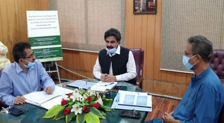 Taking initiative for safety of people during monsoon: Minister