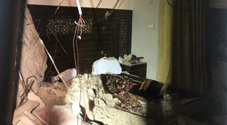 Three of a family killed as roof collapses in Karachi
