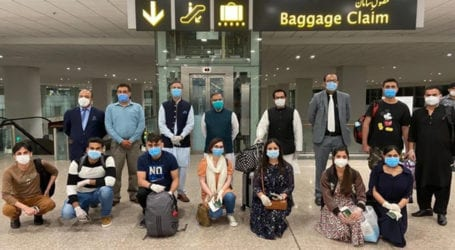 Pakistan repatriates more than 250 students stuck in Wuhan