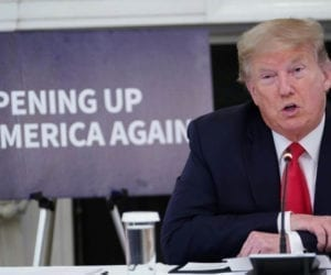 Trump cuts ties with WHO in midst of global pandemic