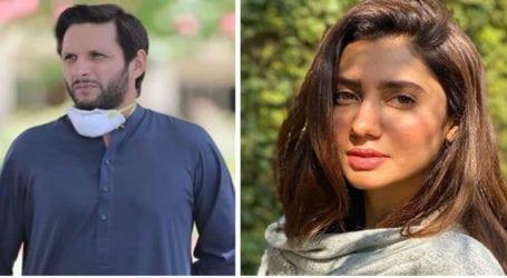 Mahira Khan wishes for speedy recovery of Shahid Afridi