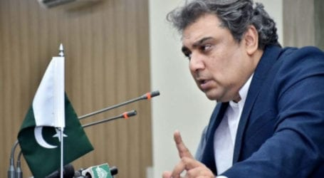 Ali Zaidi slams PPP in National Assembly session