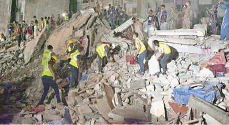 SBCA's negligence led to building collapse in Lyari