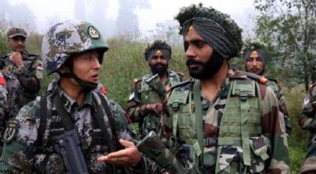 China releases ten Indian soldiers under custody