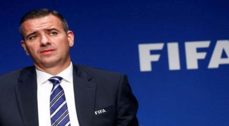 Bonus payment case: FIFA bans former top official for 10-years