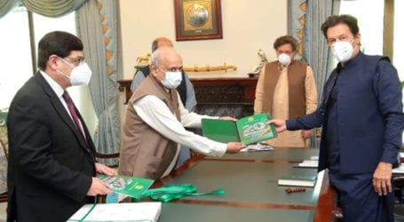 Ijaz Shah presents performance report of Interior Ministry to PM