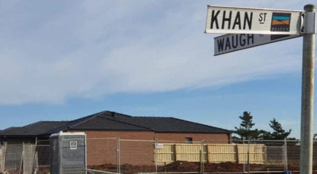 Streets in Melbourne named after Pakistani cricketers