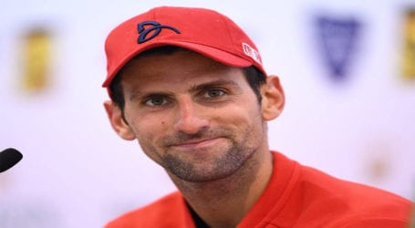 Famous tennis player Djokovic tests positive for COVID-19