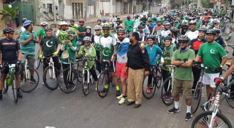 World Bicycle Day celebrated in KP