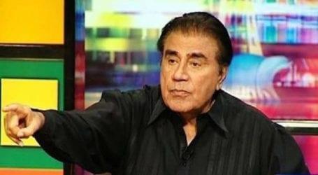 Neelam Ghar's famous host Tariq Aziz passes away