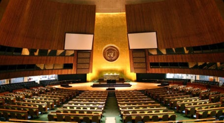 No gathering of world leaders at UNGA first time in 75 years