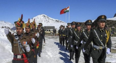 Indian forces arrest Chinese soldier at flashpoint border