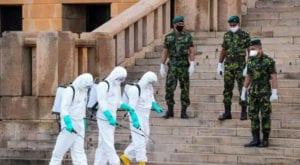 Sri Lanka lifts coronavirus lockdown, claims no community spread