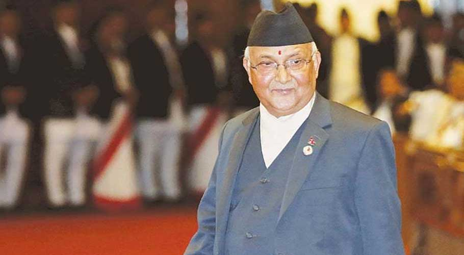 Nepal PM blames India of conspiracy to topple him