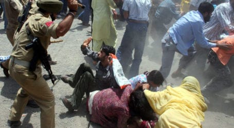 Pakistan urges world community to take notice of Indian brutalities