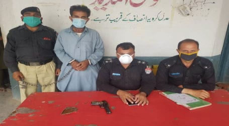 Police nab accused for killing two women over petty dispute in Swabi