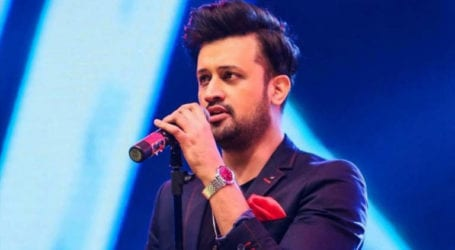 Indian music label removes Atif Aslam's song from YouTube