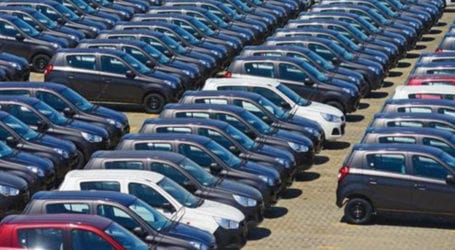 Auto industry shows sluggish performance in current year