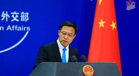 China claims Indian troops crossed border first triggering conflict