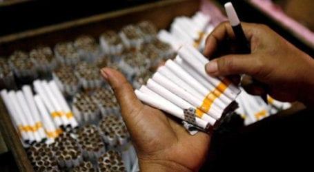 FBR seized Rs542mn worth smuggled cigarettes between July-Nov