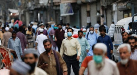 Pakistan reports lowest daily coronavirus cases in 80 days
