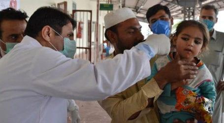 Confirmed coronavirus cases in Pakistan to surpass 90,000
