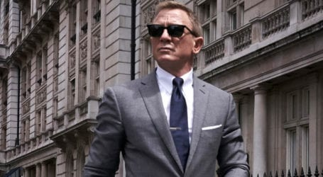 Bond film 'No Time to Die' gets new release date