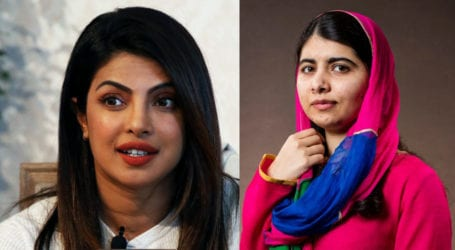 Priyanka Chopra congratulates Malala as she completes Oxford degree