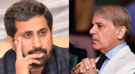 Chohan demands Shehbaz Sharif's retest for coronavirus
