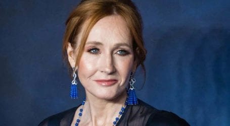 JK Rowling's ex-husband admits to domestic abuse