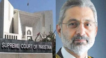 SC to announce reserved verdict in Justice Isa's case today
